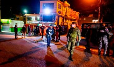 898 personas detenidas y 57 negocios cerrados por violar toque de queda