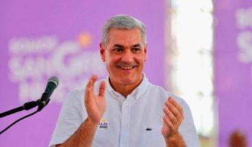 Gonzalo Castillo reporta gastos de campaña por RD$ 468 millones