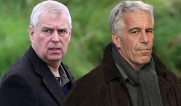 EE.UU. pide que el príncipe Andrés responda sobre el caso Epstein