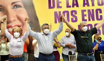 Gonzalo asegura que ganará porque ha conquistado simpatía y corazones de dominicanos