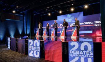 ANJE cancela debates presidenciales 2020 por falta de quórum