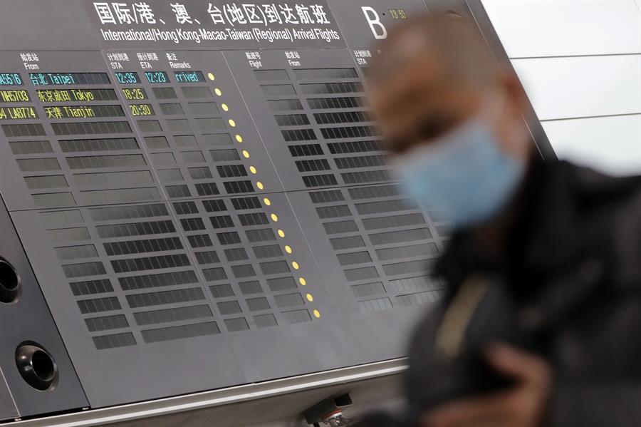 Trump prohíbe a las aerolíneas chinas volar a EE.UU.