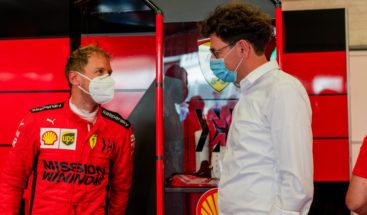 Vettel propone correr en Mugello este año... y con fans en la grada