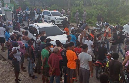 Mueren 2 personas tras tiroteo en Hato Nuevo