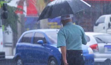 Onamet: Habrá aguaceros con tormentas eléctricas en algunas provincias