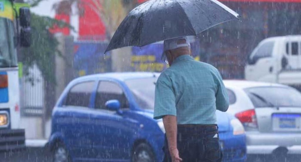 Onamet pronostica disminución de las lluvias