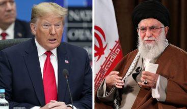 Irán emite una orden de arresto contra Trump y pide ayuda a la Interpol para detenerlo