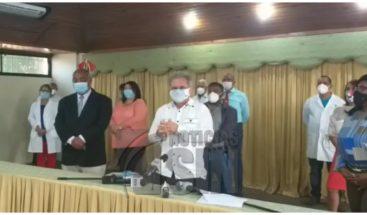 Denuncian gobierno pretende privatizar hospital Luis Eduardo Aybar