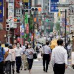 Tokio registra un récord diario de contagios de COVID-19 en plena desescalada