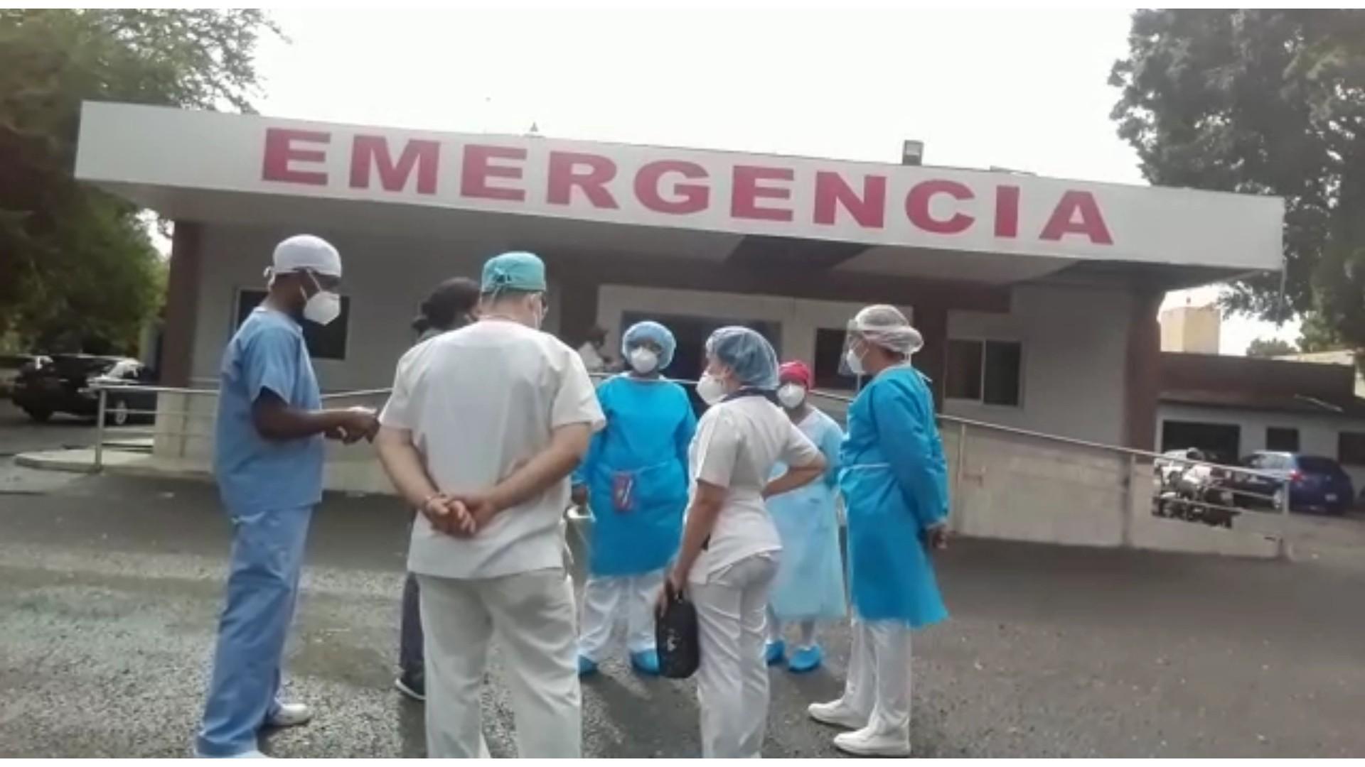 Piden intervención del MSP por precariedades en el hospital Presidente Estrella Ureña