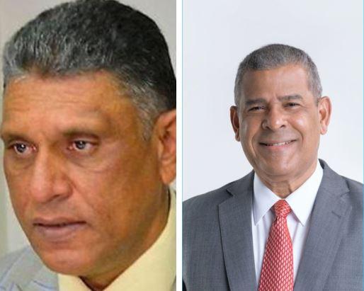 Chú Vázquez en Interior y Policía; Darío Castillo en Administración Pública