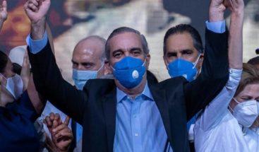 JCE declara ganador de las elecciones a Luis Abinader