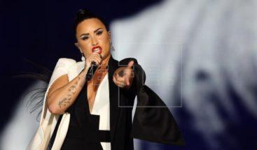 Demi Lovato subastará su ropa y autógrafos para incentivar el voto en EE.UU.