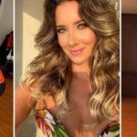 Ex Miss Colombia comparte otro emotivo video bailando merengue después de la cirugía