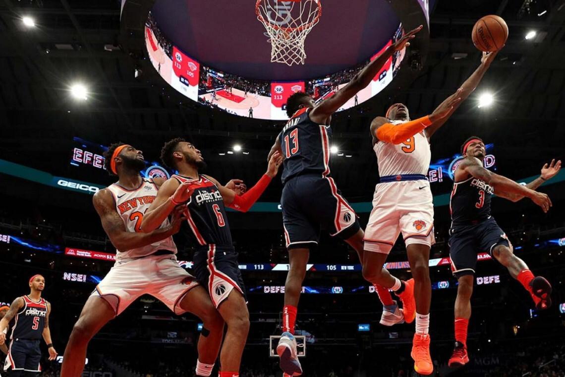 La NBA sin positivos al Covid en las últimas dos pruebas, 344 jugadores dieron negativo