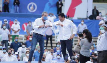 David Collado manifiesta su apoyo a Luis Abinader