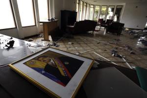 Embajador de Guaidó atribuye a grupos afines a Maduro el saqueo del consulado