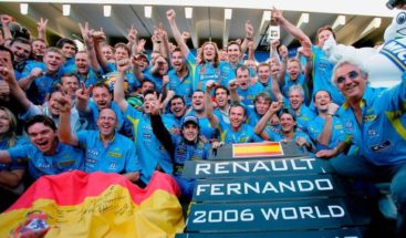 Alonso y Renault: apostar por 2022 es la decisión adecuada