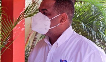 Alcalde de Barahona da positivo a coronavirus