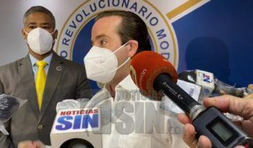 PRM advierte no utilizará la justicia para proteger y perseguir rivales