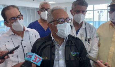 Unas 60 camas para COVID19 estarían agregándose en los próximos días, según ministro de Salud