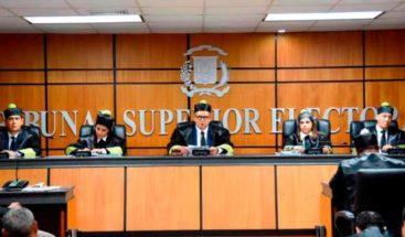 TSE conocerá este sábado impugnación del PLD contra la JCE
