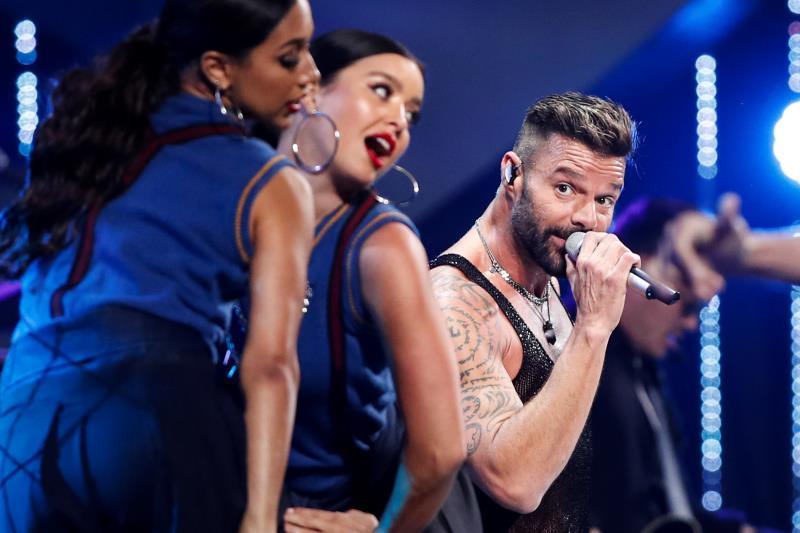 Ricky Martin presenta el vídeo de