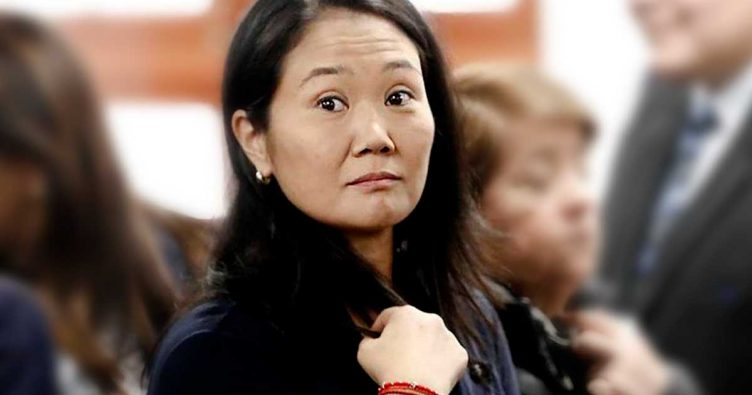 Keiko Fujimori cree