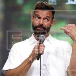 Ricky Martin dice vivir