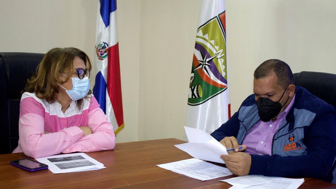 Alcaldía de SDN inicia acciones preventivas ante paso de fenómeno atmosférico