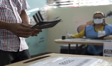 Abinader con ventaja frente a Gonzalo con 23% de votos computados
