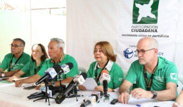Participación Ciudadana denuncia le impiden ejercer funciones a observadores