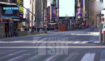 Nueva York está camino a contener propagación del COVID-19