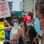 Florida contabiliza 254,511 casos y 4,197 muertes por la COVID-19