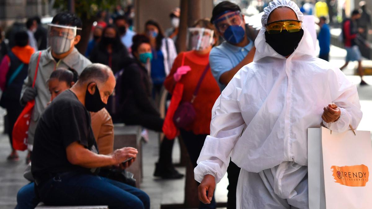 México supera las 35.000 muertes por COVID-19 y es cuarto a nivel mundial