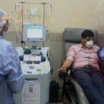 ¿Qué es el plasma hiperinmune que podría mejorar el COVID-19?
