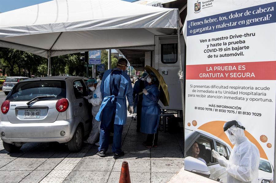 América Latina supera a EE.UU. y Canadá en muertes por la COVID-19