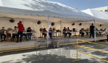 Materiales para comicios ya están en recintos electorales de circ. 1 y 2 del DN