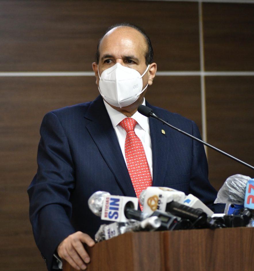Presidente JCE exhorta a ciudadanos a acudir temprano a votar este domingo 5 de julio