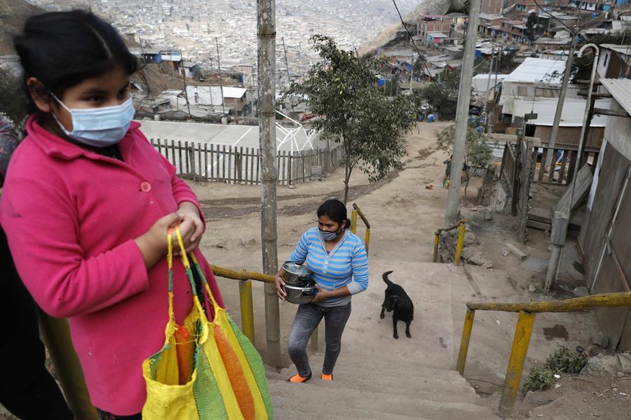 América Latina necesitará reformas para cerrar las brechas ampliadas por la pandemia