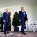 Trump y López Obrador no hablaron sobre inmigración ni frontera en su reunión
