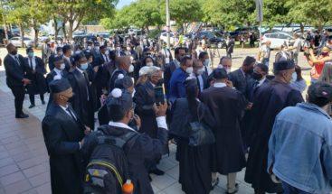 Colegio de Abogados pide destitución del presidente de la Suprema Corte de Justicia