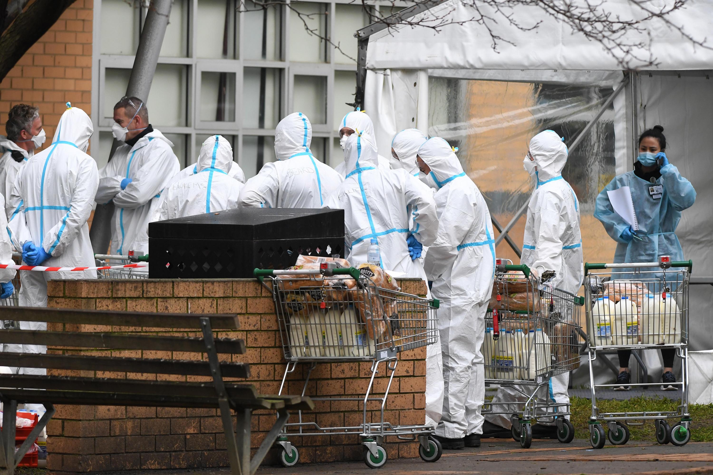 Italia registra 12 muertos con coronavirus pero repuntan los nuevos contagios