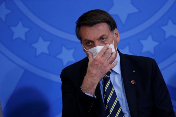 Bolsonaro se modera y busca más gobernabilidad, ya recuperado del coronavirus
