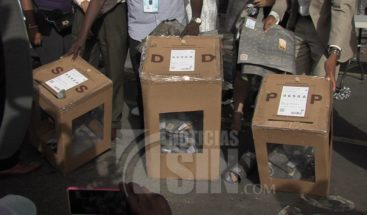 Aún no hay resultados del conteo de votos para diputaciones en el Distrito Nacional