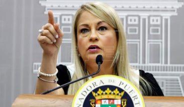 Un nuevo escándalo en Puerto Rico tras alegaciones contra la gobernadora