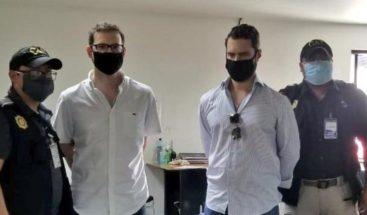 Hijos de Martinelli acusados de lavado de activos en EEUU por caso Odebrecht