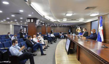 JCE se reúne con delegados y veedores de Dirección de Elecciones para ultimar detalles de comicios