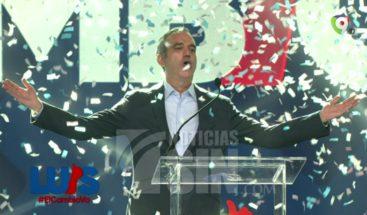 Luis Abinader lleva experiencia empresarial a la presidencia