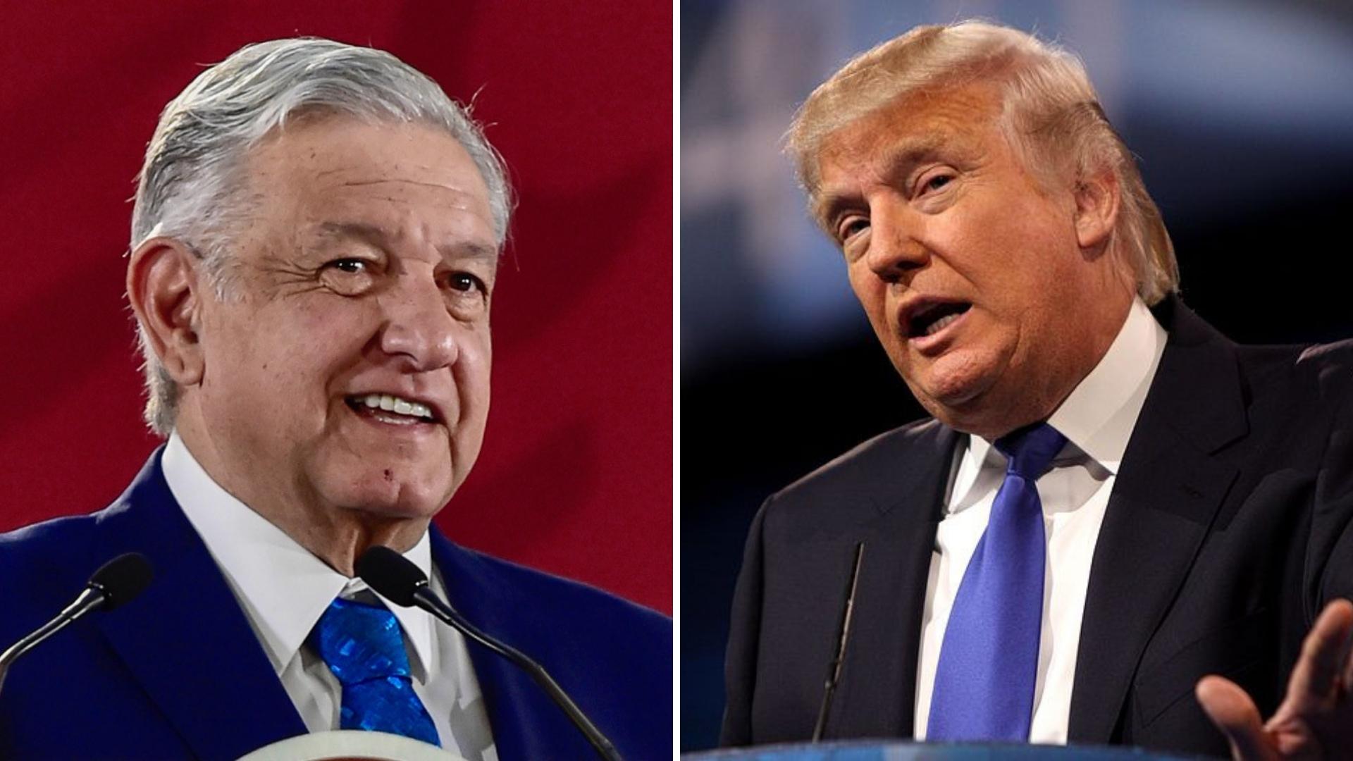 Congresistas latinos piden a Trump suspender reunión con López Obrador
